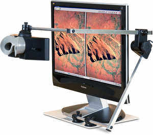 ScreenScope Pro Mirror Stereoscope for LCD Monitor