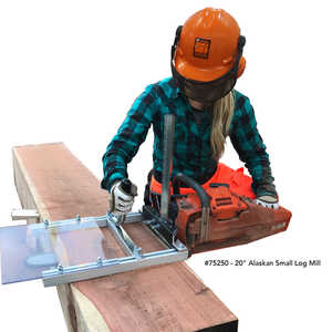 "Alaskan Small Log Mill for 20"" or smaller chainsaws"