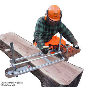 "Alaskan Mark IV Chain Saw Mill for 36"" Chain Saws"