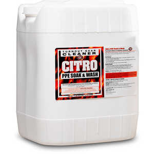 Citro PPE Soak and Wash Gear Cleaner, 5 Gal.