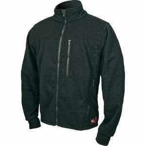 True North DragonWear Alpha Jacket, XX-Large, Black