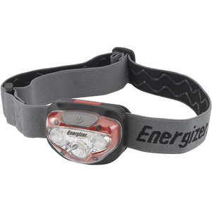 Energizer Vision HD LED Headlight, Red