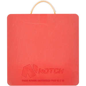 Notch Yard Armor Outrigger Pad, 18˝ x 18˝