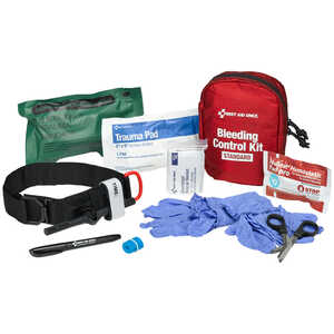 First Aid Only Bleeding Control Kit
