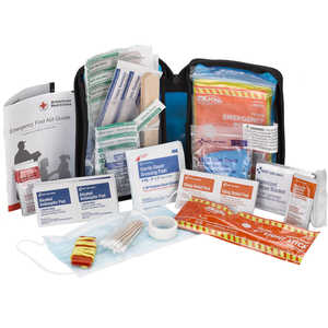 First Aid Only Soft-Sided First Aid Kit Plus Emergency Preparedness