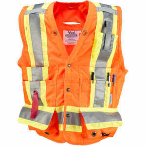 Viking® Class 2 Surveyor Safety Vest