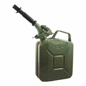 NATO 5-Liter Jerry Can with Spout, Green