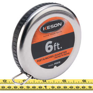 Keson Pocket Diameter Tape Model PD618