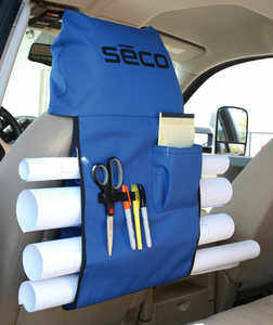 "SECO Plan Holder, 6"" Diameter"
