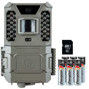 Bushnell Core Prime Low Glow 24 MP Game Camera Package
