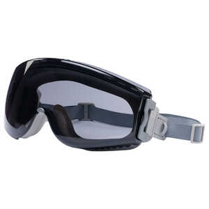 Uvex Stealth Goggles, Gray Lens, Anti-Fog