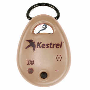 Kestrel DROP D3 Environment Sensor, Tan