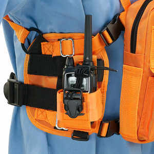 Tablet-EX-Gear Radio Holster