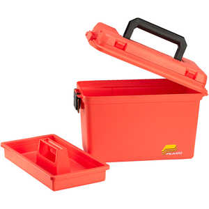Plano Deep Dry Storage Box with Tray