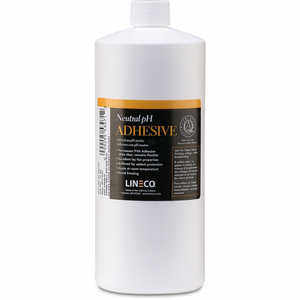 Lineco White Neutral pH Adhesive, One Quart Bottle