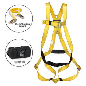 French Creek Compliance-In-A-Bag Fall Protection Kit