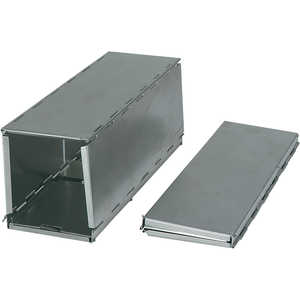 Sherman Folding Trap, Aluminum, Large, Solid