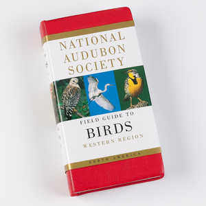 National Audubon Society Field Guide, Western Birds