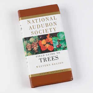 National Audubon Society Field Guide, Western Trees