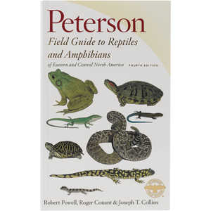 Peterson Field Guides, Reptiles and Amphibians