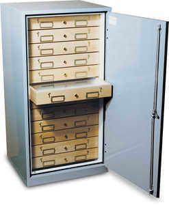 Cornell University Steel Clad Cabinet Only Model 2512S