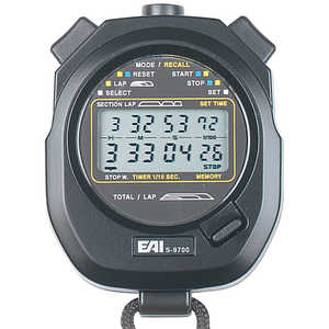 Dual Display Digital Stopwatch
