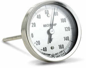 Reotemp Soil Thermometer, 12""