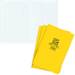 No. 351FX - Field, Rite in the Rain Notebook, Pack of 3