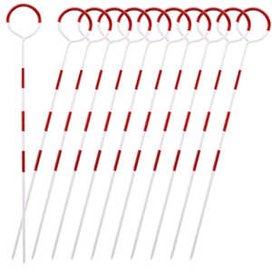 Chaining Pins (Steel Arrows), Set of 11
