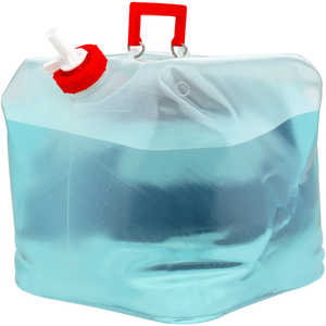 Collapsible Water Container, Five-gallon capacity