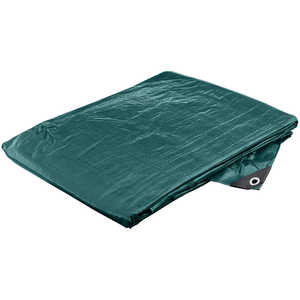 Heavy-Duty Waterproof Polyethylene Tarp, 10' x 12'