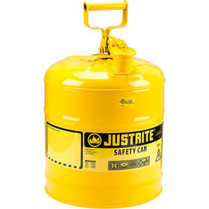 Justrite Type I Safety Can, 5-Gallon Diesel Can