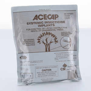 "ACECAP Systemic Insecticide Implants, 3/8"", Pack of 75"