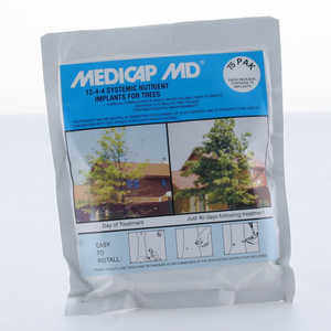 "MEDICAP MD Systemic Nutrient Implants for Trees, 3/8"", Pack of 75"