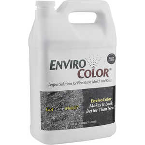 EnviroColor Mulch Colorant, Black Forest, 1 Gallon