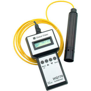 Global Water Portable Turbidity Meter