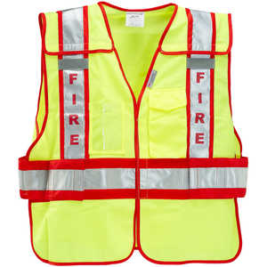 ANSI Class 2 Public Safety Vests
