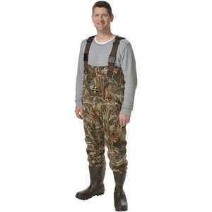 Pro Line Pintail Men's Neoprene Chest Waders, Regular, Size 8