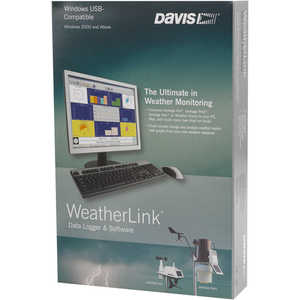 Davis WeatherLink USB Data Logger, Windows