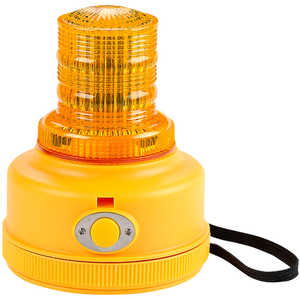 4-Function Personal Safety Light, Amber