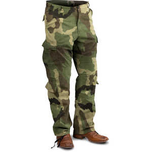 "Rothco Vintage Paratrooper Fatigue Pants, Woodland Camo, XX-Large (43""-47"")"