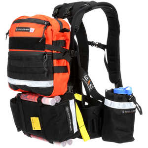 Coaxsher FS-1 Spotter Wildland Fire Pack, Orange