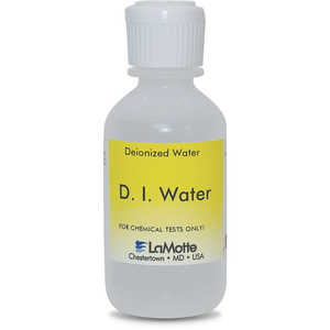 LaMotte Deionized Water, 60 ml