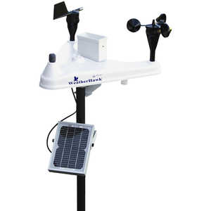 WeatherHawk GLOBE Weather Station, Wireless