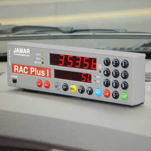 Jamar Technologies RAC Plus I DMI w/Vehicle Kit & Magnetic Sensor