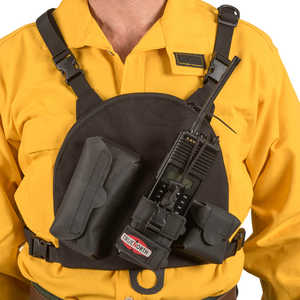 True North Universal Single Radio Chest Harness