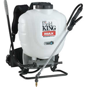 Field King Max Backpack Sprayer, 4 Gal.