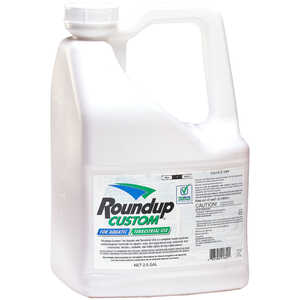 Roundup Custom Herbicide, 2.5 Gallon