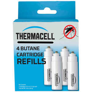 ThermaCELL Mosquito Repellent Butane Cartridge Refill, Pack of 2