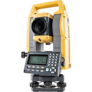 "Topcon GM-105 5"" Single Display Total Station"
